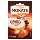 Mokate Caffetteria Cappuccino o smaku czekoladowym 18 g