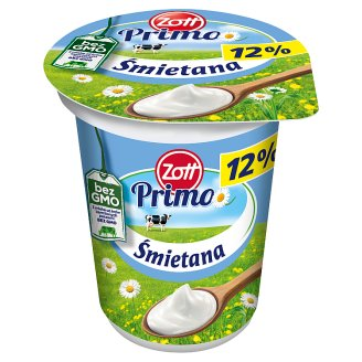 Zott Primo Sour Cream 12% 330 g
