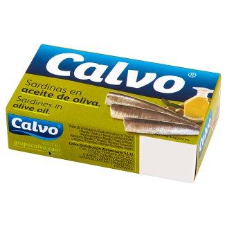 Calvo Sardynki w oliwie z oliwek 120 g