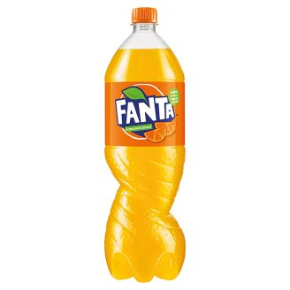 Fanta Orange Drink 1 L