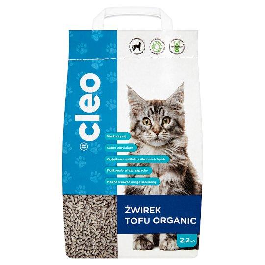 Cleo Tofu Organic Cat Litter 2.2 kg