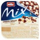 Müller Mix Choco Balls + Vanilla Taste Yoghurt 150 g