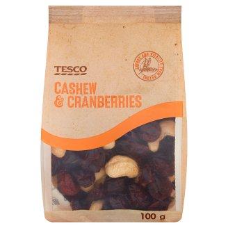 Tesco Cashew & Cranberries 100 g