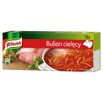 Knorr Veal Stock Cube 120 g (12 Cubes)