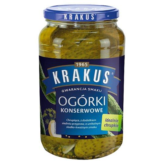 Krakus Ogórki konserwowe 920 g