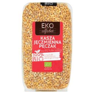 Eko alfabet Kasza jęczmienna pęczak 500 g
