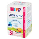 HiPP Junior Combiotik 3 Mleko dla małych dzieci po 1. roku 900 g (2 sztuki)