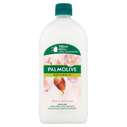 Palmolive Naturals Mydło w płynie do rąk zapas migdał i mleko 750 ml