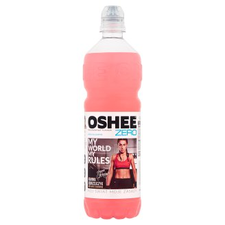 Oshee Pink Grapefruit Flavour Isotonic Sports Drink 0.75 L