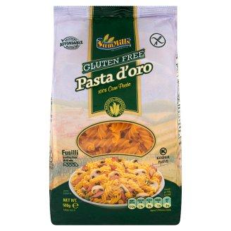 Sam Mills Pasta d'oro Fusilli Gluten Free 100% Corn Pasta 500 g