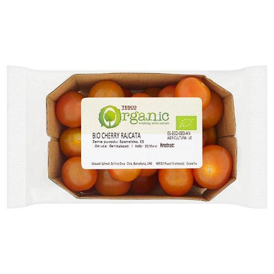 Tesco Organic BIO Pomidory koktajlowe 250 g