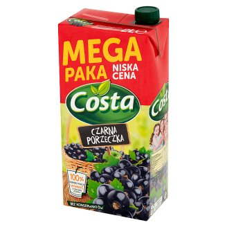 Costa Blackcurrant Drink 2 L