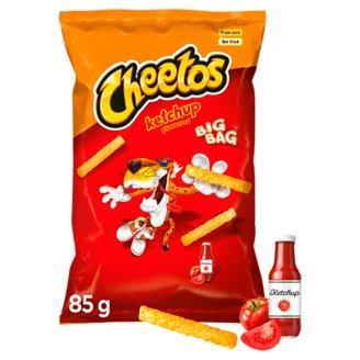 Cheetos Ketchup Flavour Corn Snacks 85 g