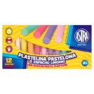 Astra Pastels Plasticine Lime Scented 12 Colours