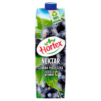 Hortex Black Currant Nectar 1 L