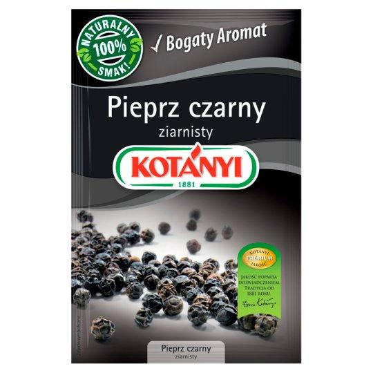Kotányi Black Pepper Grains 20 g