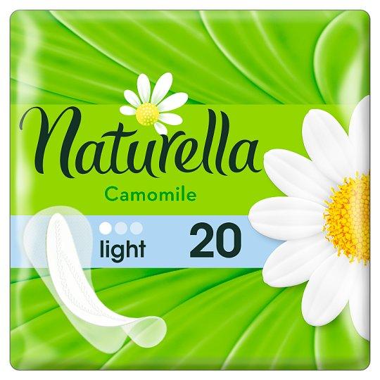 Naturella Light Camomile wkładki higieniczne x20