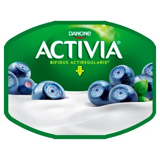 Danone Activia Blueberry Yoghurt 120 g