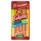 Sokołów Sokoliki Thin Sausages 140