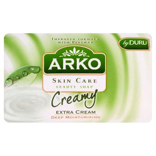 Arko Skin Care Extra Cream Deep Mousturising Beauty Soap 90 g