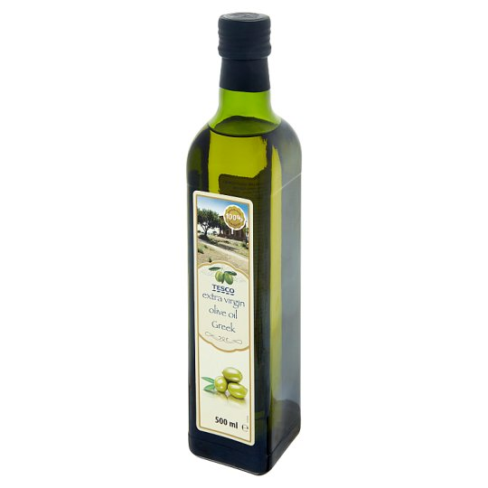 Tesco Extra Virgin Olive Oil Greek 500 ml
