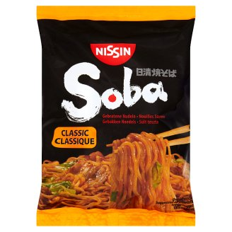 Nissin Soba Classic Japanese Noodles 109 g