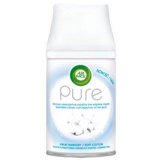 Air Wick Pure Wkład do odświeżacza powietrza kwiat bawełny 250 ml