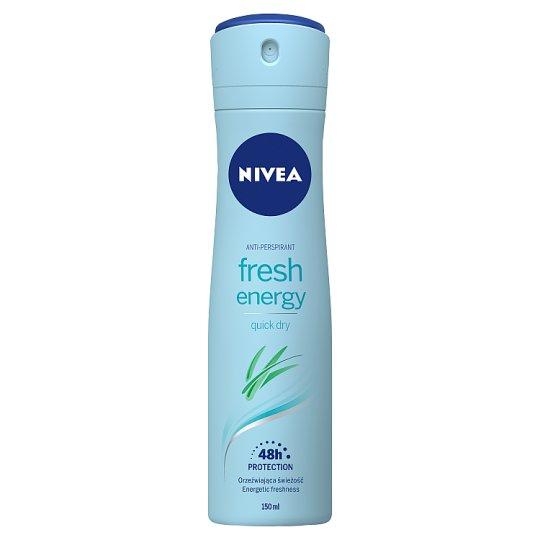 NIVEA Fresh Energy Anti-Perspirant Spray 150 ml