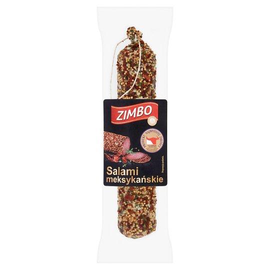 Zimbo Mexican Salami 250 g