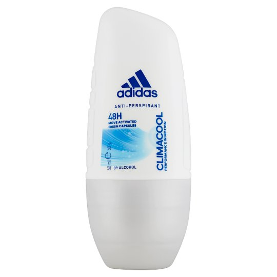 Adidas Climacool Anti-Perspirant Roll-On for Women 50 ml