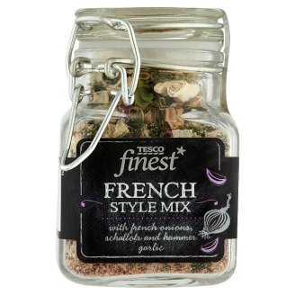 Tesco Finest French Style Mix with Onions and Garlic 50 g