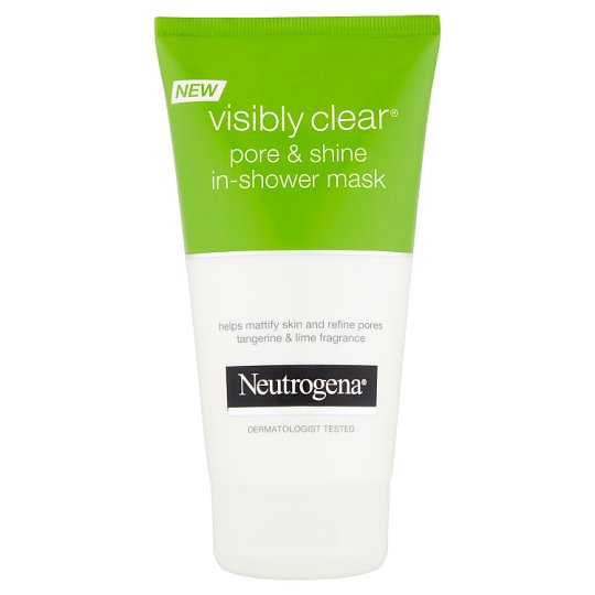 NEUTROGENA Visibly Clear Pore & Shine In Shower Mask 150 ml