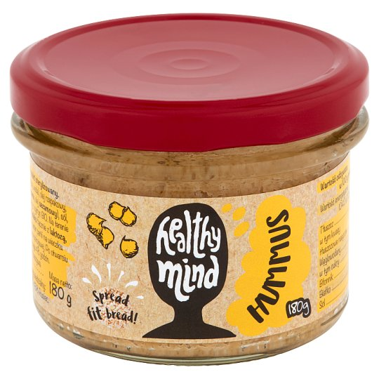 Healthy Mind Hummus 180 g