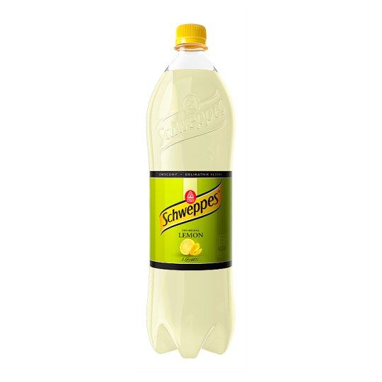 Schweppes Lemon Sparkling Drink 1.4 L