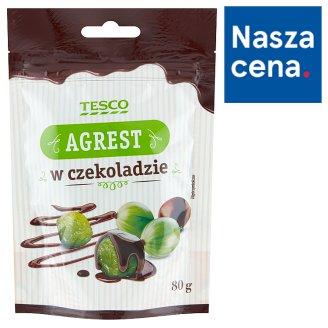 Tesco Agrest w czekoladzie 80 g