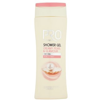 Tesco Pro Formula Creamy Pearl & Glamour Żel pod prysznic 250 ml