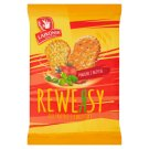 Lajkonik Rewersy Pretzel Cracker with Tomato and Basil 90 g