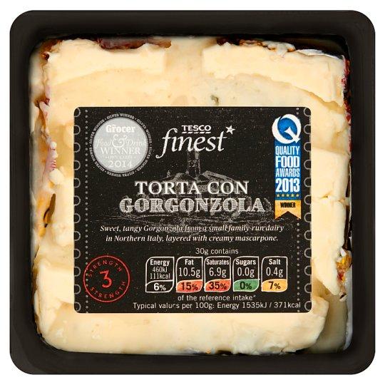 Tesco Finest Torta Con Gorgonzola Ser 200 g