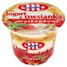 Mlekovita Strawberry Yoghurt with Oatmeal 180 g