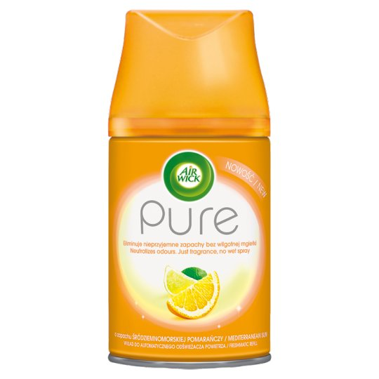 Air Wick Pure Mediterranean Sun Freshmatic Refill 250 ml