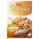 Emco Granola Musli bezglutenowe z miodem i orzechami 340 g