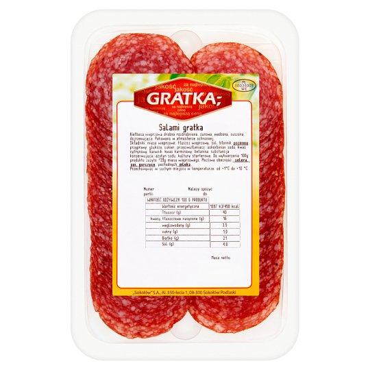 Sokołów Gratka Salami 100 g