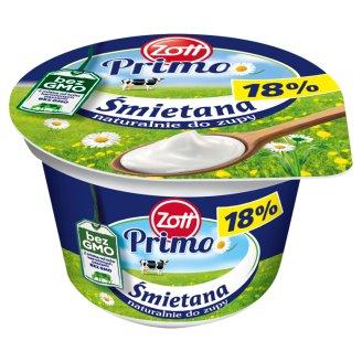 Zott Primo Sour Cream 18% 180 g