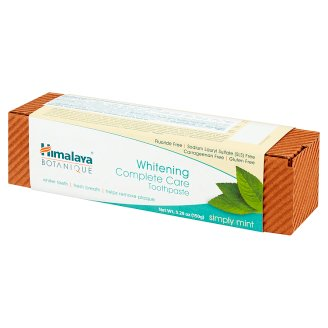 Himalaya Botanique Complete Care Simply Mint Whitening Toothpaste 150 g