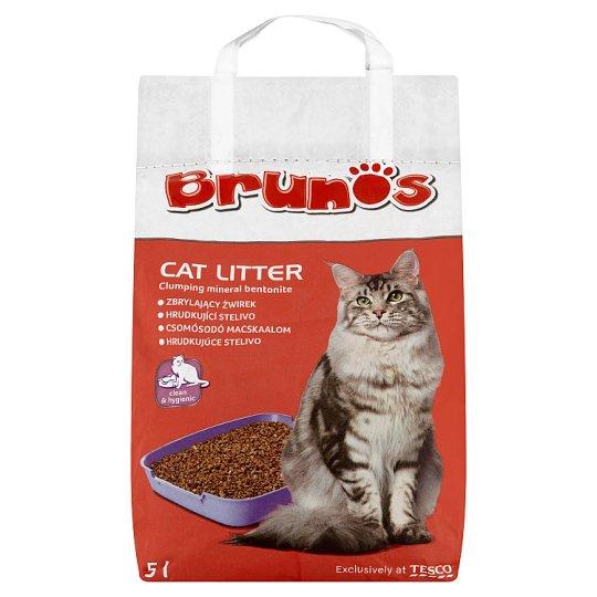 Brunos Cat Litter 5 L