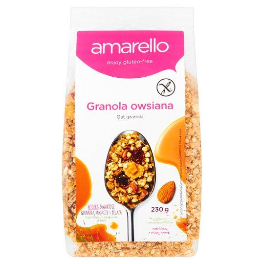 Znalezione obrazy dla zapytania Amarello Granola owsiana