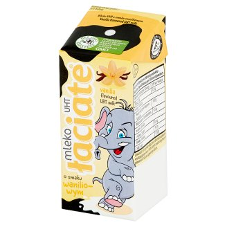 Łaciate Vanilla Flavoured UHT Milk 200 ml