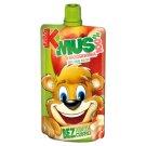 Kubuś Mus 100% brzoskwinia jabłko banan marchew 100 g