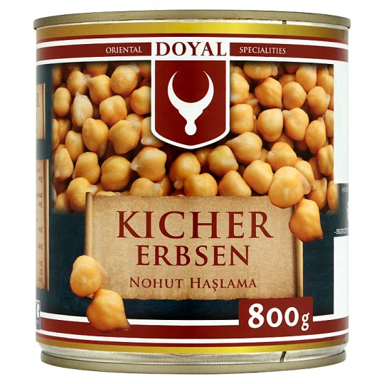 Doyal Chick Peas in Brine 800 g