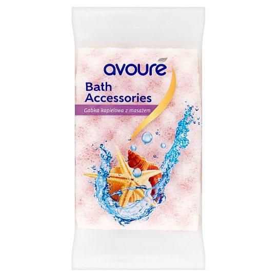 Avoure Gąbka kąpielowa z masażem